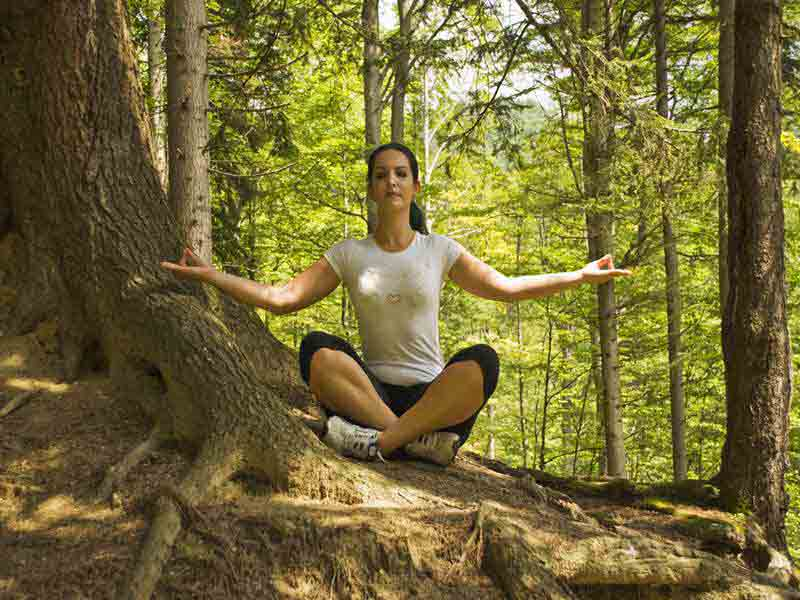 easy ways to do breathing meditation