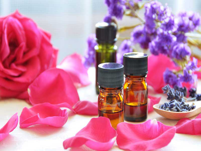 some essential oils to use as perfume