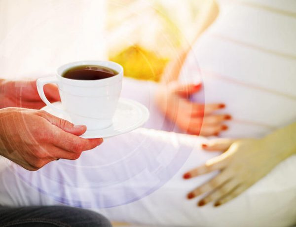 consumption of black tea during pregnancy can be harmful