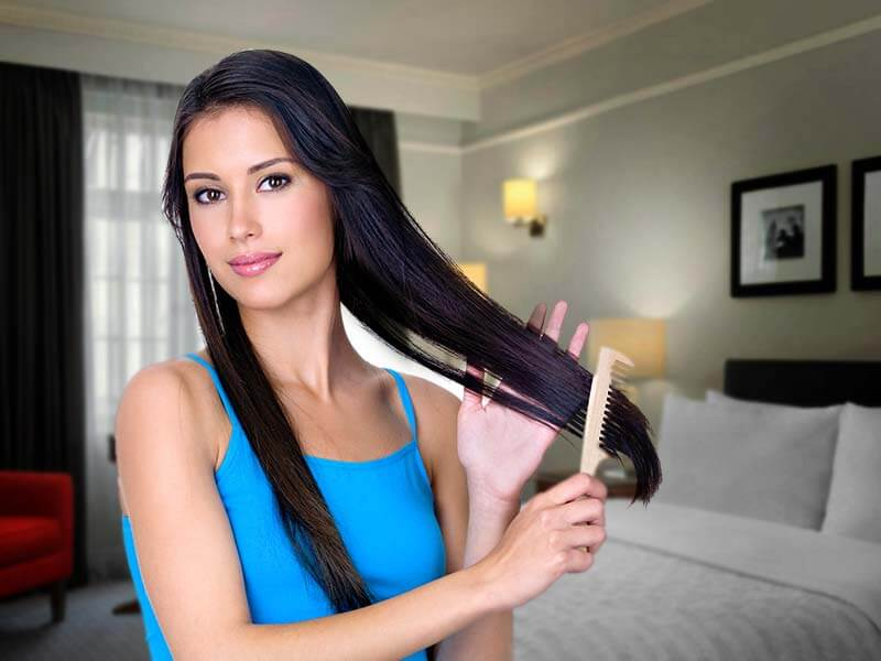 Follow these tips before sleeping to make your hair Beautiful