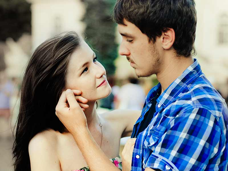 Signs that show that someone likes you