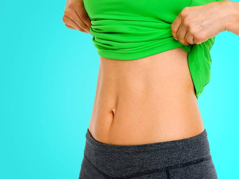 Try These Exercises To Get Flat Stomach And Toned Abs