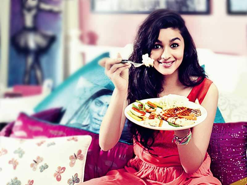 Alia Bhatt's Diet Secret For Weight Loss