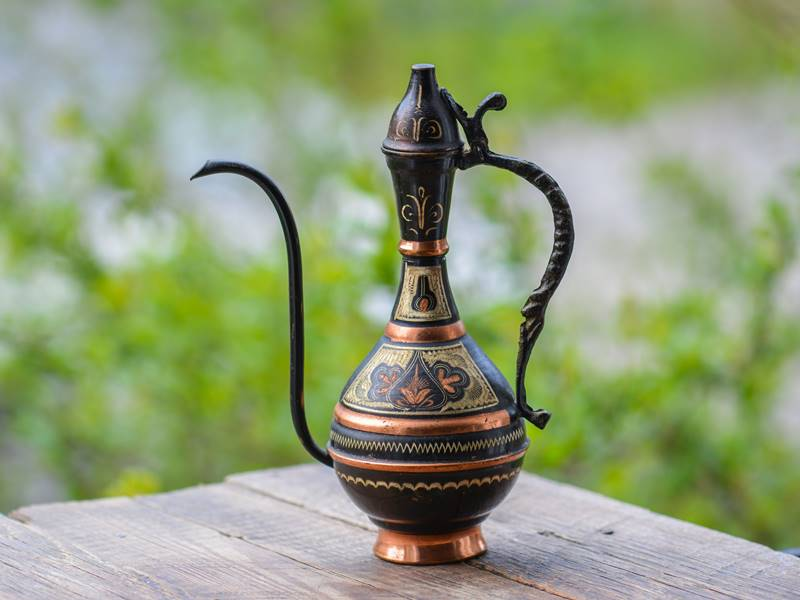Why it is beneficial to drink water from Copper vessels?