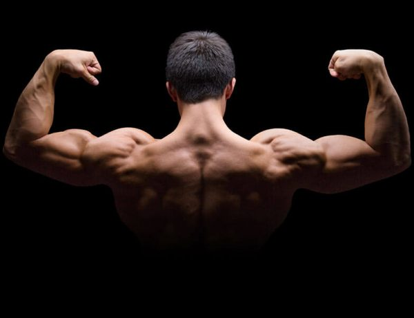 Exercises to shape and form shoulder