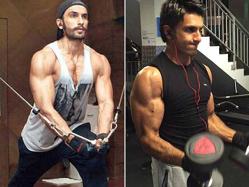 How to get flexible and muscular body like Ranveer Singh