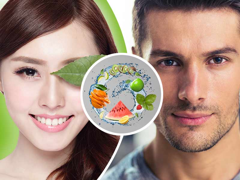 amazing benefits of fruits for glowing skin