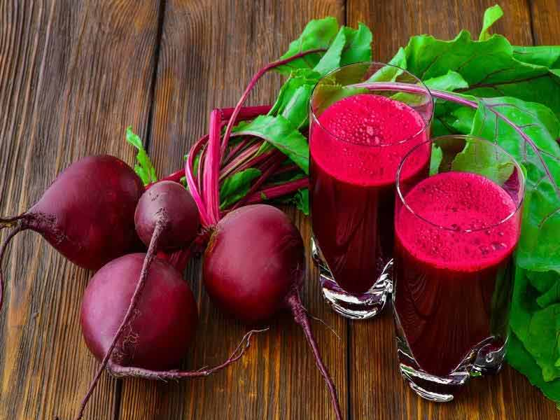 Awesome Health benefits of Beetroot Juice