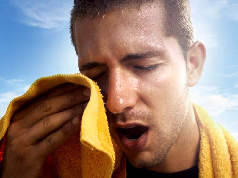 unusual symptoms of dehydration that you probably do not know