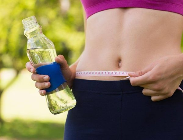 Tips to get slimmer waist within a week