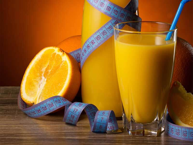Four Amazing Juices For Weight Loss