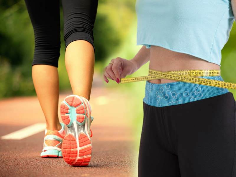 know why walking is good for weight loss