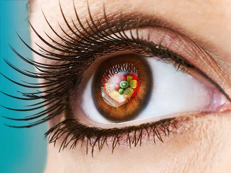 Best superfoods for healthy eyes and better vision