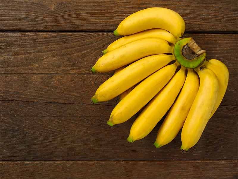 What are the side effects of bananas