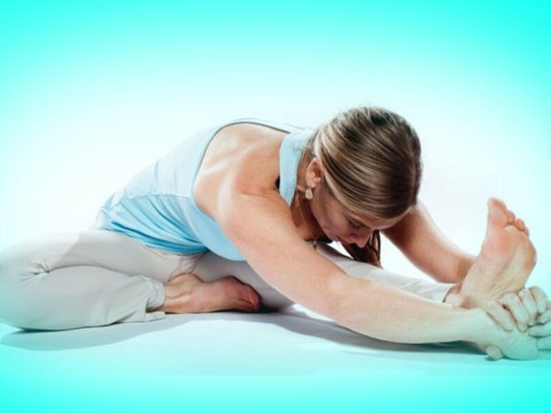 What are the yoga poses for knee pain relief