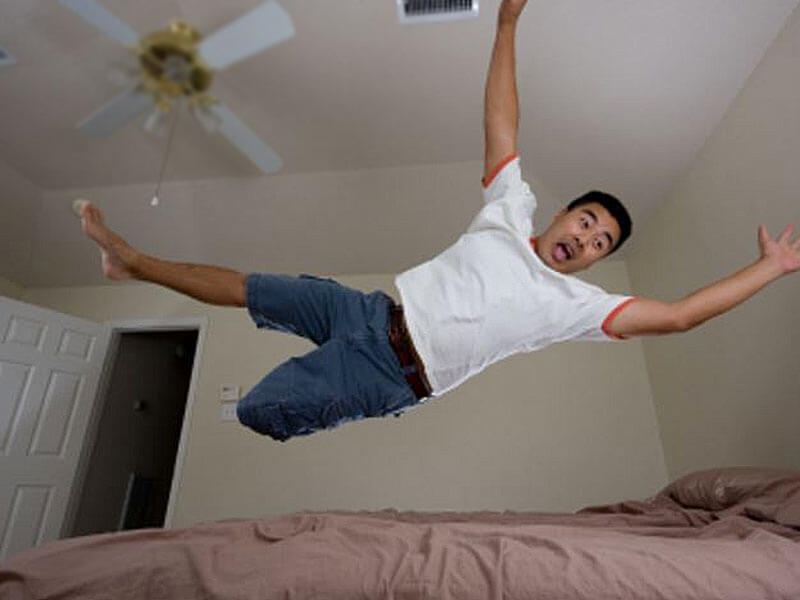 What is a hypnic jerk and what are it's causes