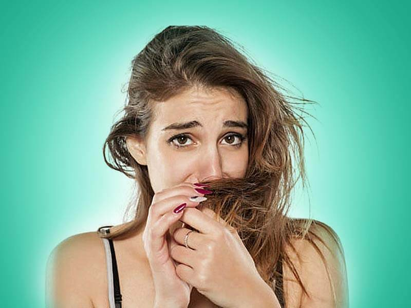 how to get rid of smelly hair by these simple remedies