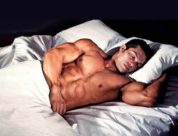 how to improve sleep for muscle growth