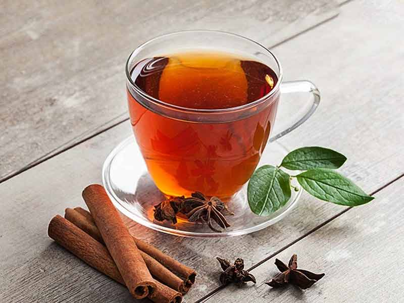 cinnamon tea helps you in weight lose