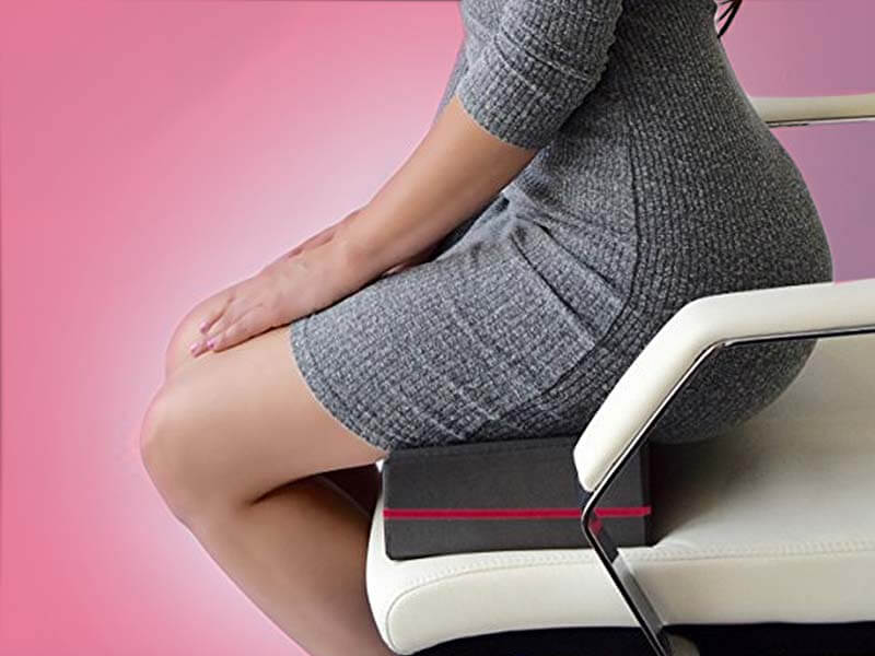 Does sitting for all day can make your bum bigger