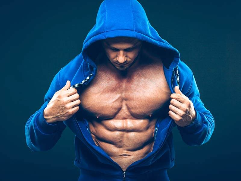How 21-15-9 trick will help to gain the upper body muscles - lifealth