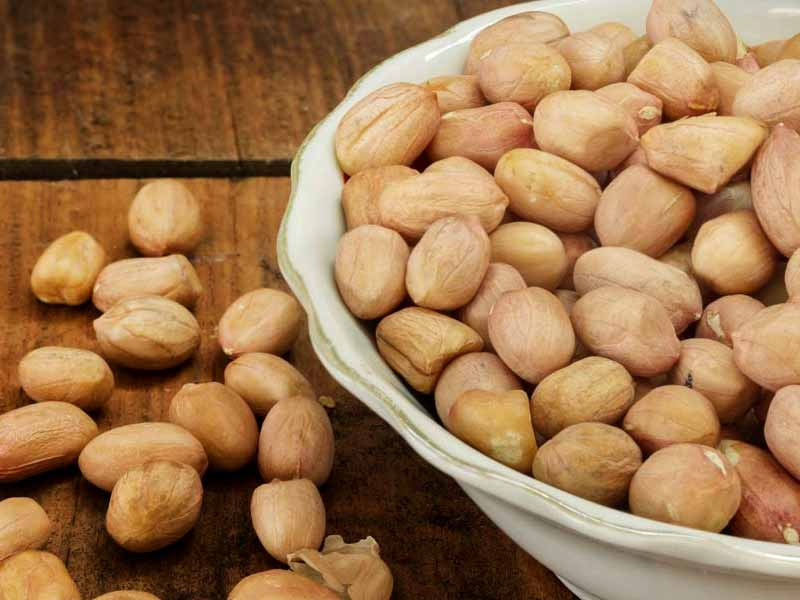 health benefits peanuts