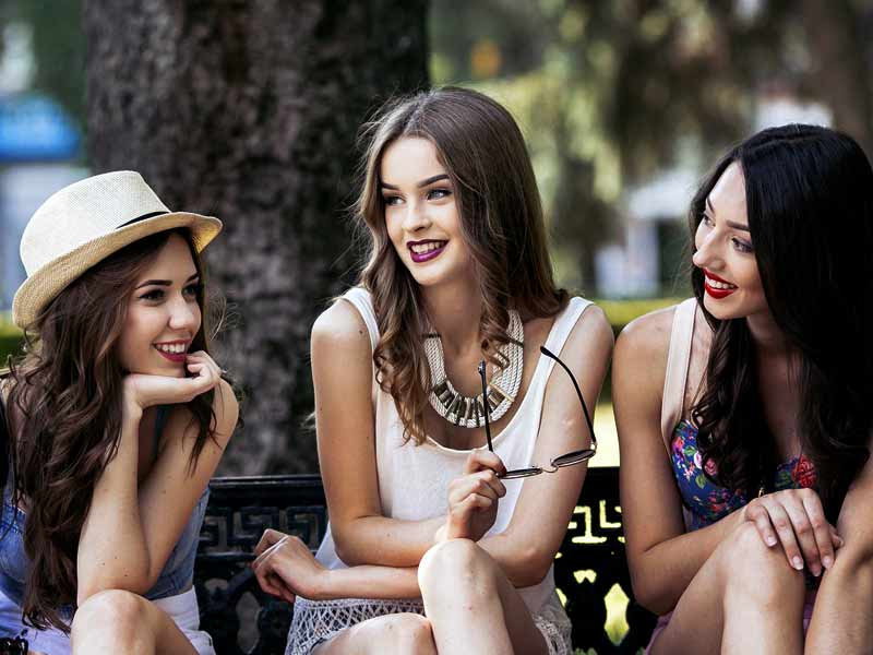4 Types Of Friends Every Girl Needs In Her Inner Circle