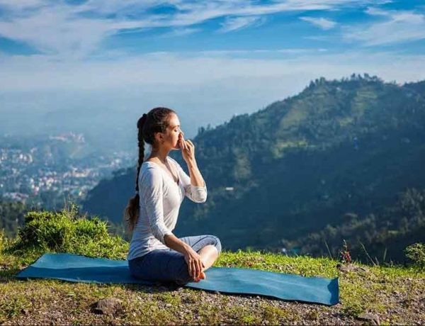 How Bhastrika Pranayama helps to lose weight