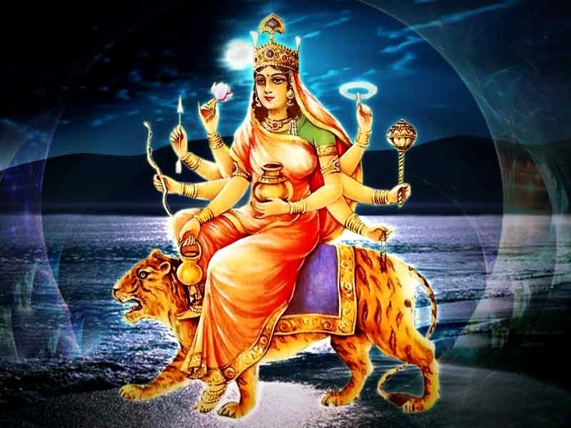 navratri special significane of worshiping goddess Kushmanda on fourth day