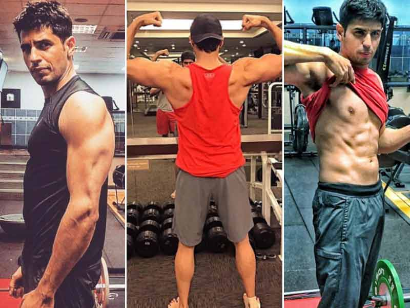 how to get chiselled body like sidharth malhotra