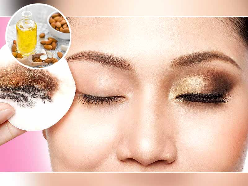 How To Use Almond Oil To Remove Makeup