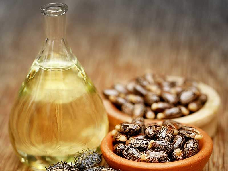 how to use castor oil to treat dark circles
