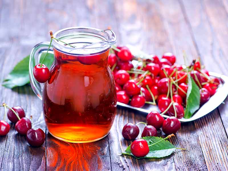 What Are The Amazing Health Benefits Of Cherry Juice