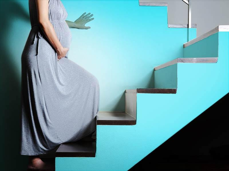 Is It Safe To Climb Stairs During Pregnancy