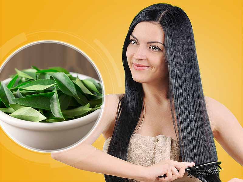 how to use curry leaf for hair growth