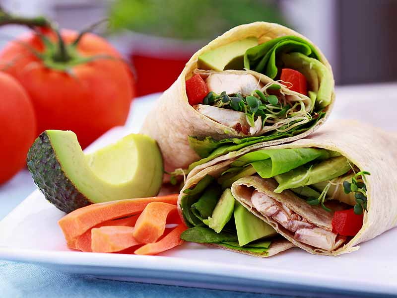7-day Vegan diet meal for healthy living