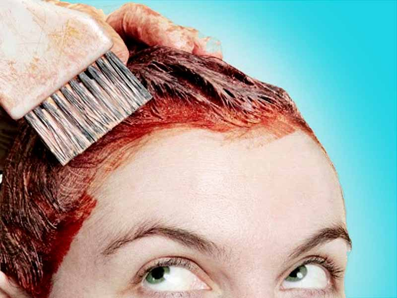 How To Remove Hair Dye Stain From The Skin