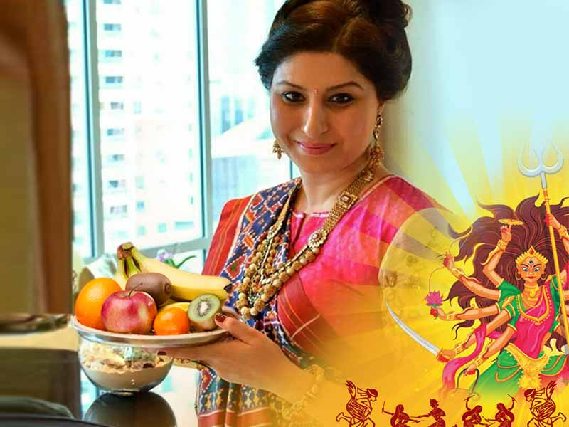How to prepare yourself for fasting during Navratri