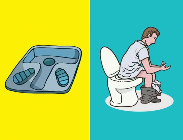 Why Indian toilets are more