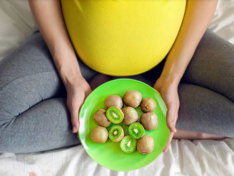 Why Eating Kiwi Is Important During Pregnancy