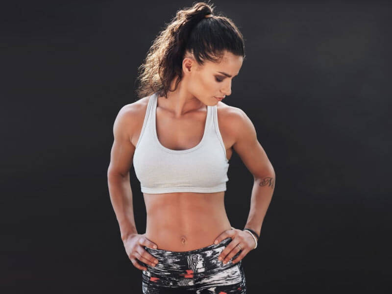 What are the health benefits of wearing a sports bra everyday