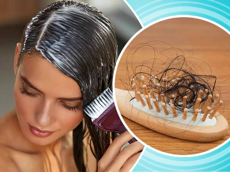 natural hair mask to stop hair fall