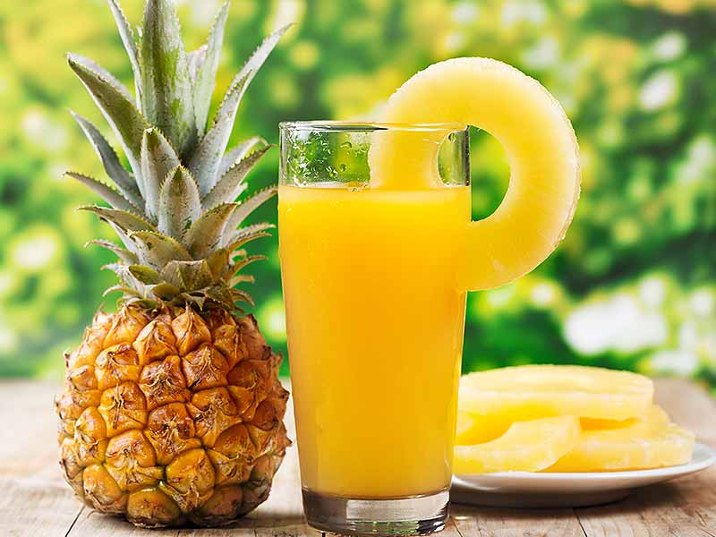pineapple powder- juice