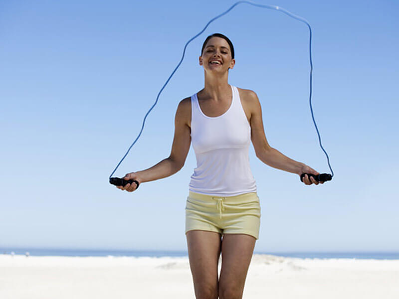 How Skipping Can Be Helpful For Women