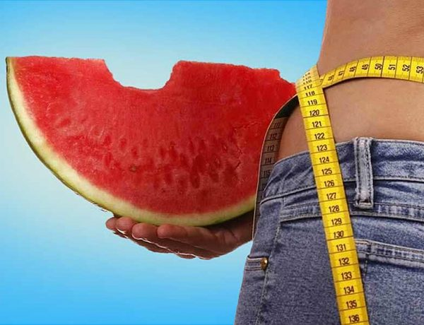 consuming watermelon help lose weight