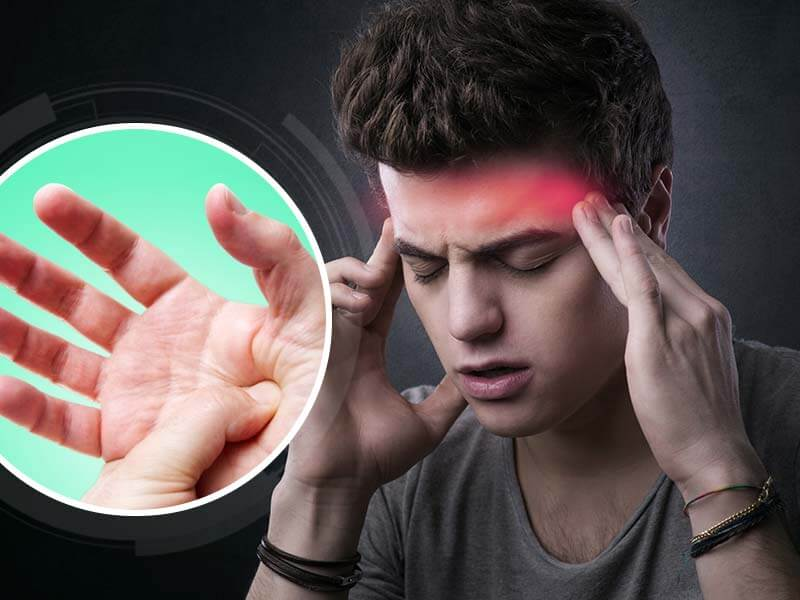 how to get rid of headache with the help of acupressure