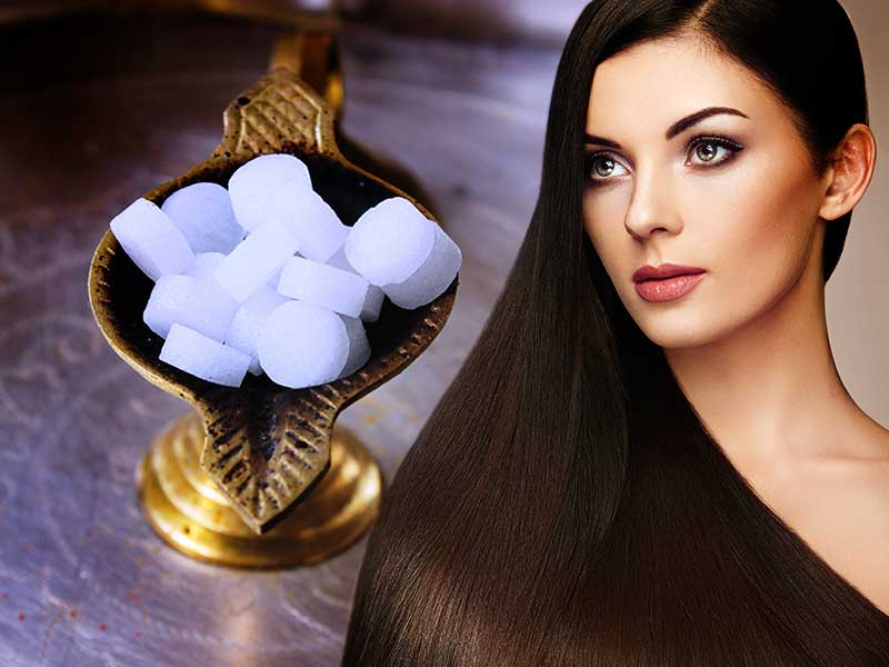 What are the beauty benefits of camphor or karpur