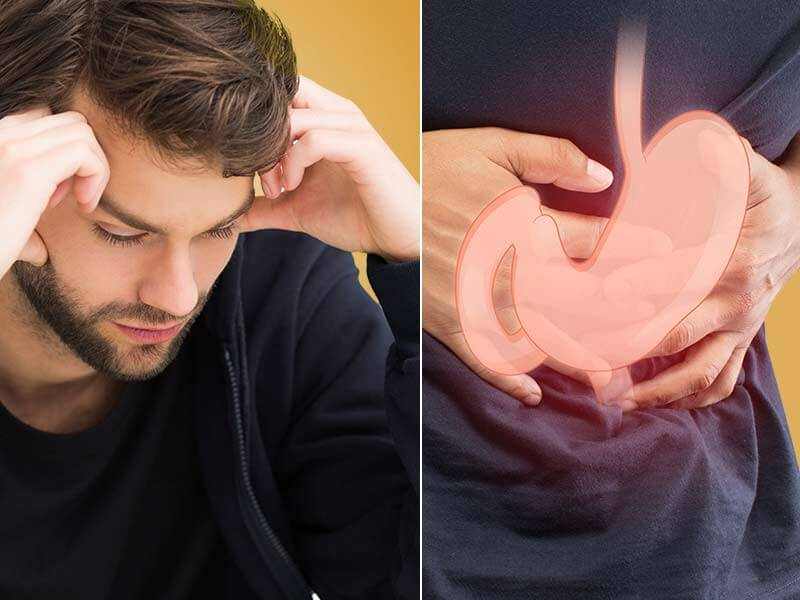 how stress affects your digestion