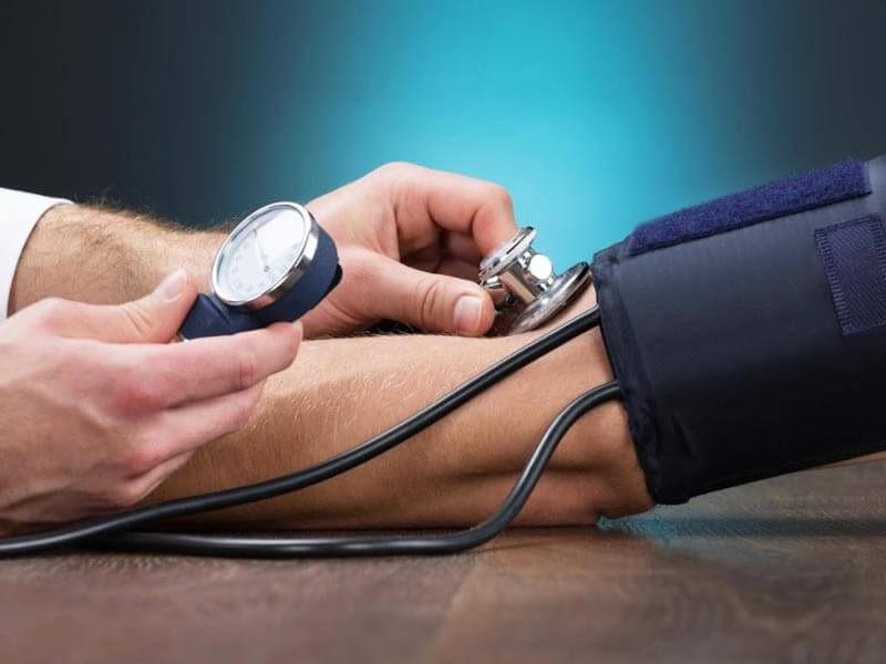 What is the normal blood pressure range according to your age?