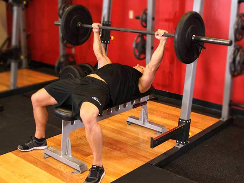 tips to gain chest mass and efficency of bench press
